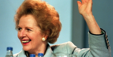 Margaret Thatcher, has died today at the age of 87.