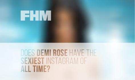 Demi Rose
