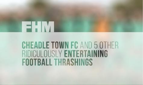 FHM Cheadle Town