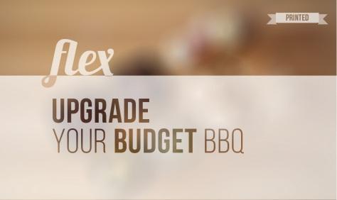 Upgrade BBQ